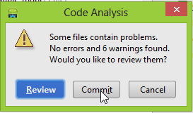 "Android Studio ""Code Analysis"" warning"